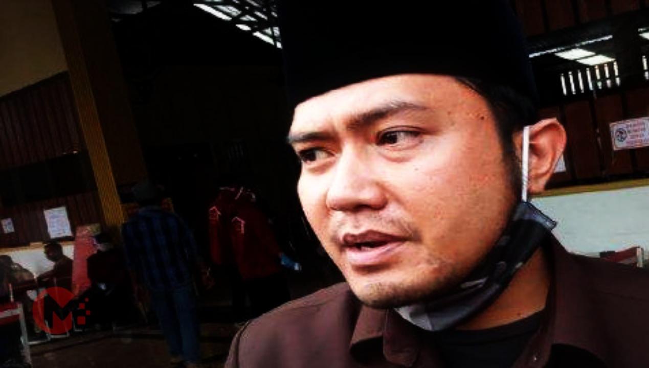 Foto : Ketua Badan Pemenangan PemiluNasdemKabupaten Malang,AmartaFaza
