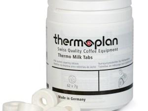 Dose mit Milk Tabs für Thermoplan Black&White Kaffeevollautomaten.