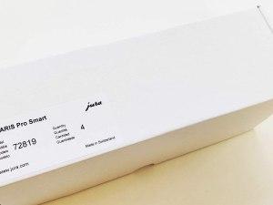 Karton mit vier Claris Smart Pro Wasserfilter 72819
