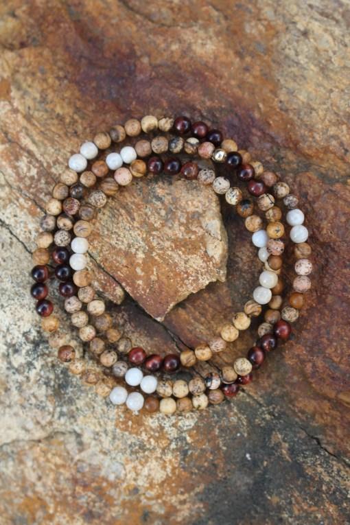 Mala Beads Ottawa - Mother Earth Wrap