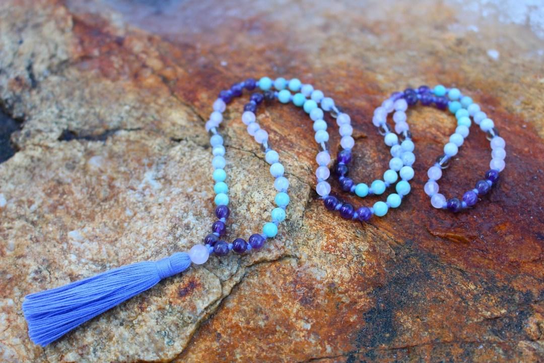 Bracelet, Wraps, Stacks, & Mala Gemstones - MalaRae