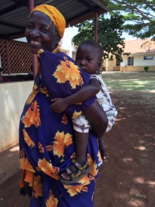 Mother Child Uganda