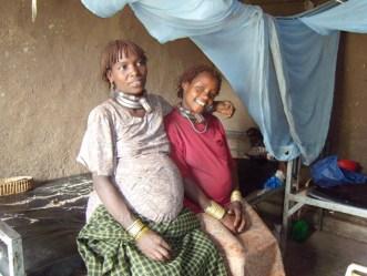 preg ethio malaria health facility