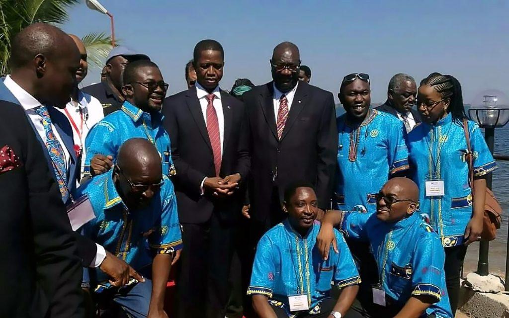 RMPZ member and President Lungu