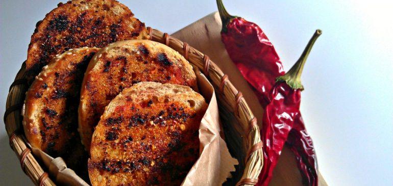 CIGANSKE LEPINJE sa začinima – Kako da iskoristite stari hleb?