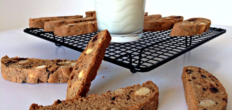 BISKOTI sa BADEMIMA – Almond biscotti