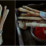 DOMAĆI  GRISINI – Homemade breadsticks