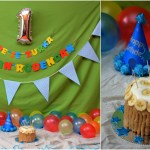 TORTA za Bebin 1. ROĐENDAN – Healthy Smash Cake