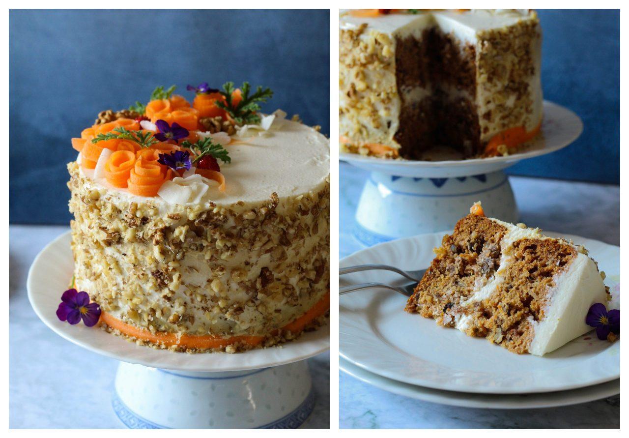 torta od šargarepe