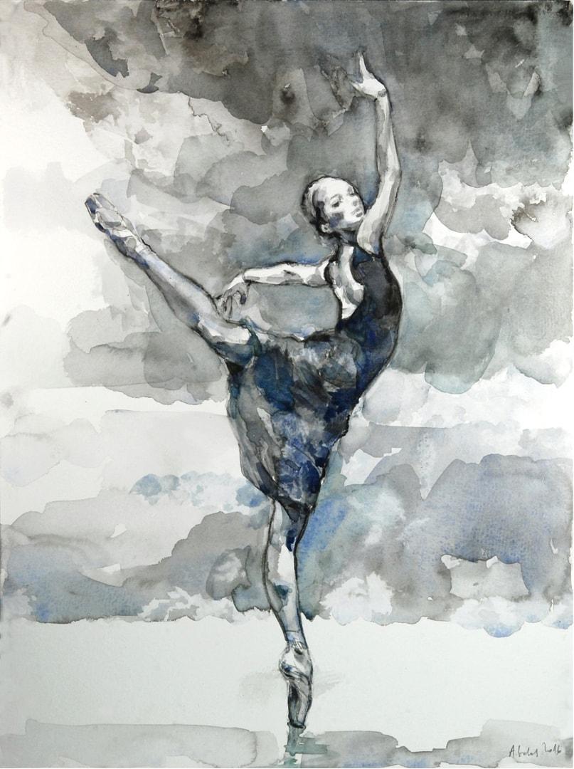 Taniec obraz