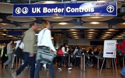 Minha experiência na temida imigração em Londres – Heathrow