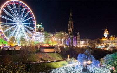 Ir à Edimburgo em novembro