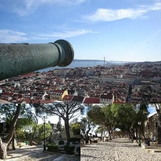 Lisboa - Castelo de São Jorge