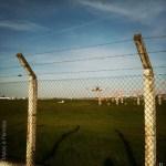 Passeio de domingo – ver aviões