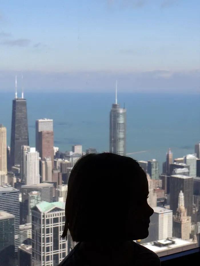 chicago willis tower skydeck