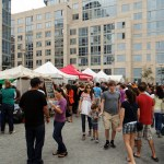Smorgasburg – um almoço no mercado de comidas do Brooklyn