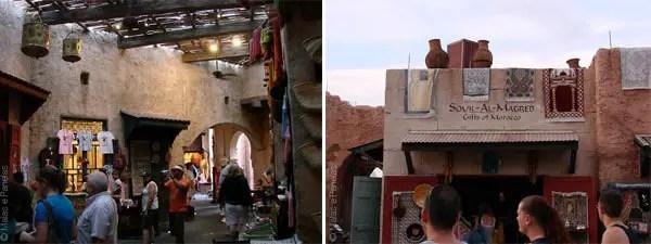 Marrocos - compras