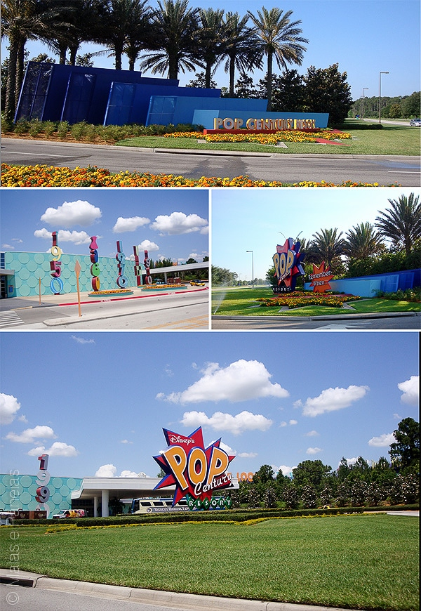 Pop Century Disney