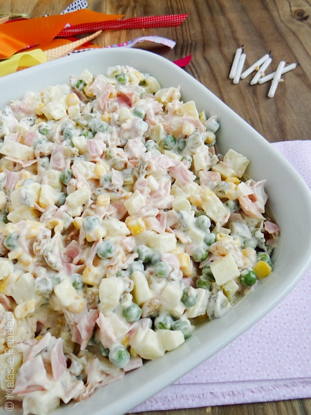 Salada de festa