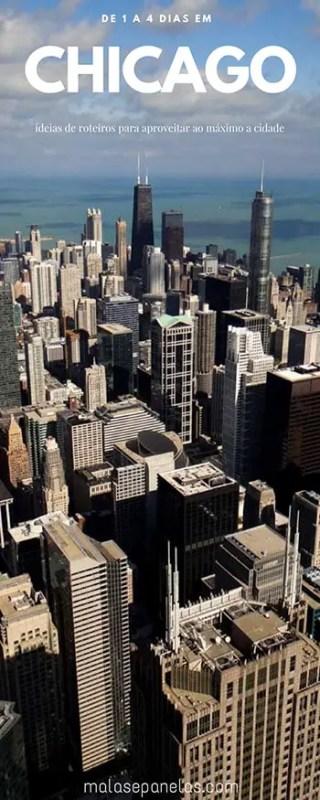 Roteiros em Chicago | Malas e Panelas