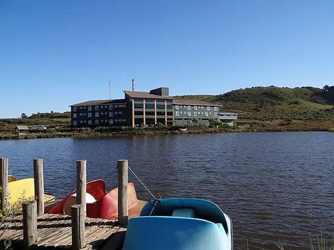 Cambara Eco Hotel Malas E Panelas