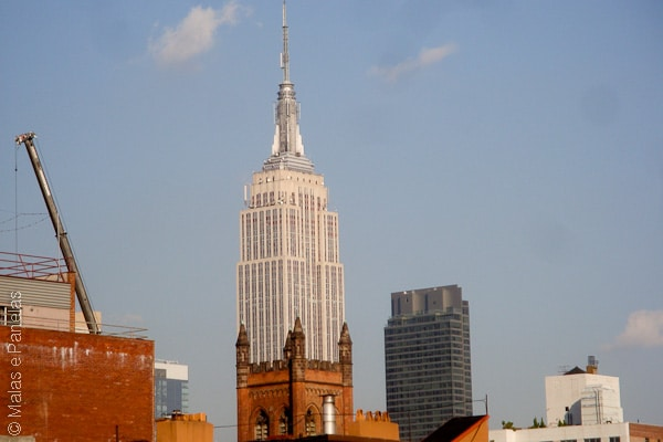Empire state highline