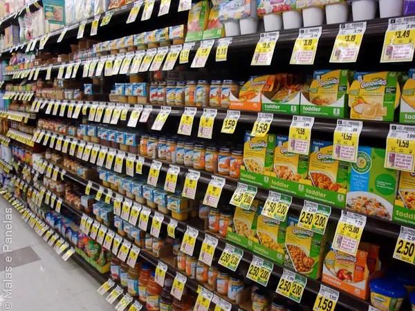 supermercado nos Estados Unidos - Albertson's