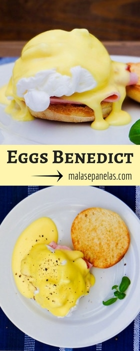 Eggs Benedict | Malas e Panelas