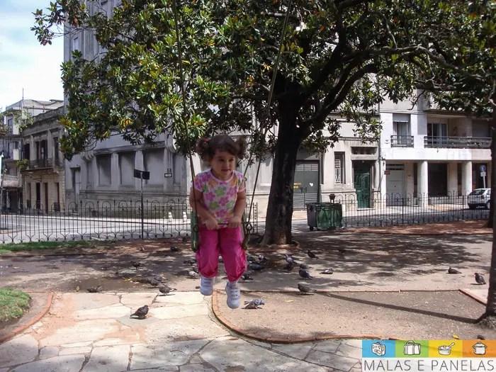 Montevideo, novembro de 2009