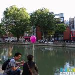 Paris: Canal Saint Martin