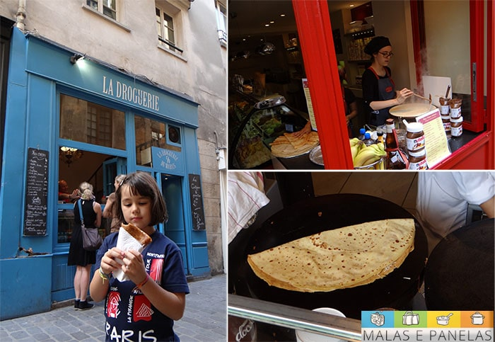 Crepes Paris