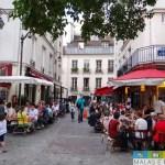 Caminhando sem rumo certo pelo Marais em Paris