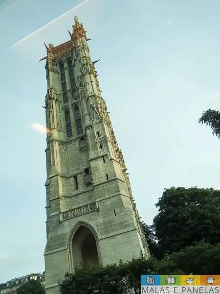 Torre St Jacques