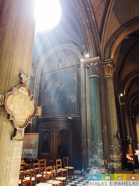 Igreja Saint Germain des Prés