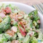 Receita: Salada de Brócolis e Bacon