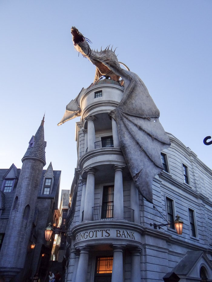 Universal Express Pass pode ser usado no Escape from Gringotts