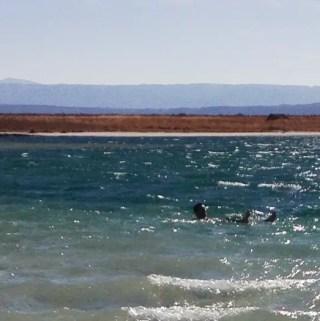 Flutuando no Atacama: Laguna Cejar