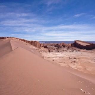 Atacama com crianças: Valle de la Muerte e Valle de la Luna