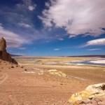 Batendo o recorde de altitude: o Salar de Tara no Atacama