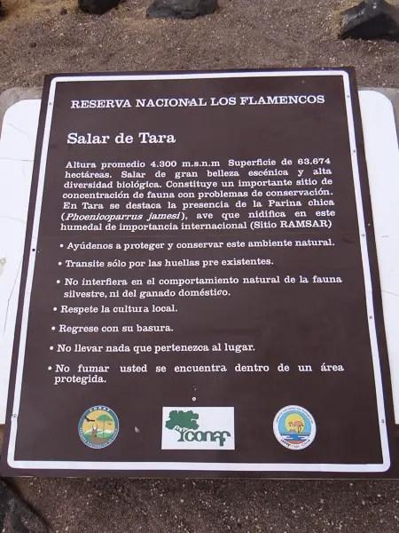Salar de Tara