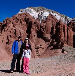 O Atacama pouco visitado: Vale do Arco-íris e Petroglifos