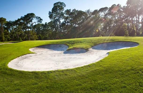Golfe na Disney