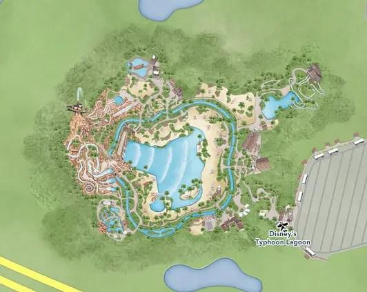 Fonte https://disneyworld.disney.go.com/maps/