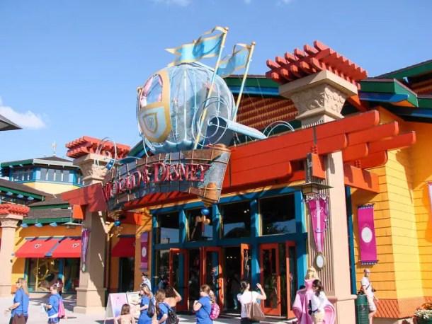 Boardwalk Disney