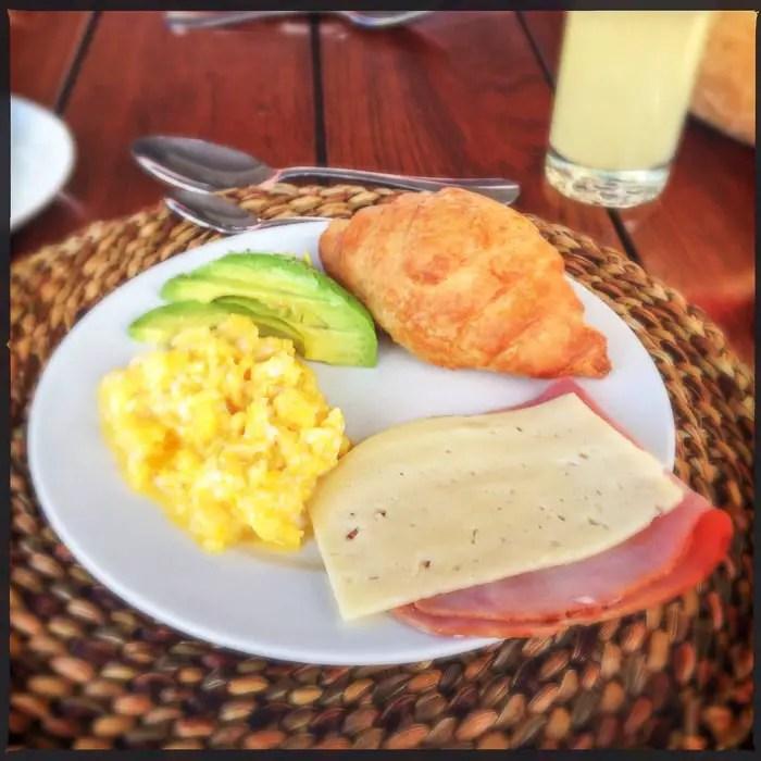 tierra atacama café da manhã