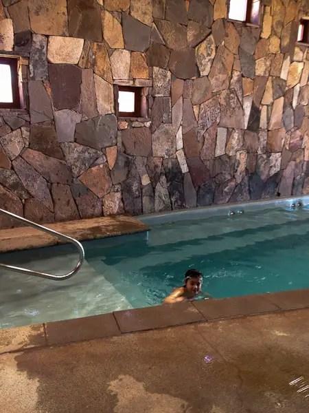 tierra atacama piscina