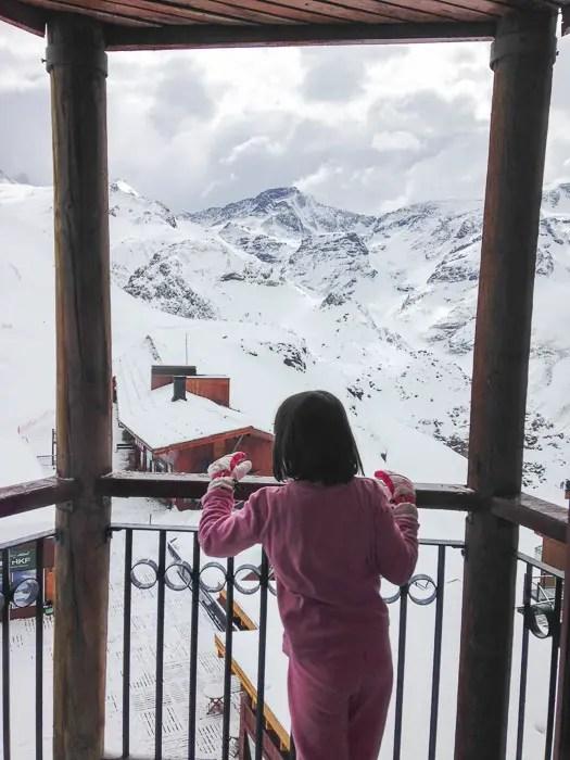 valle nevado hotel puerta del sol