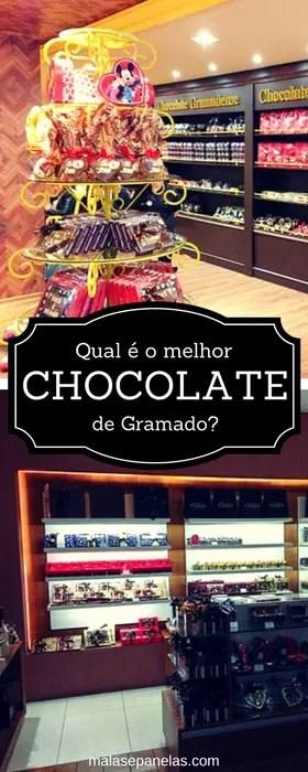 Qual é o melhor chocolate de Gramado? | Malas e Panelas