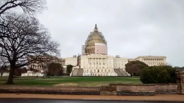Capitolio em reforma 2