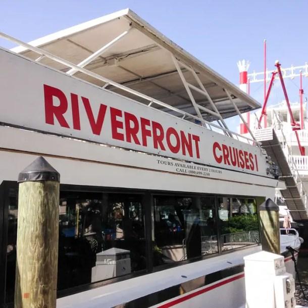 riverfront cruises